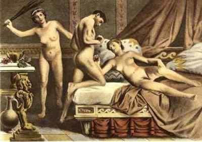 Édouard-Henri Avril Femdom-Image-Figuris-Veneris