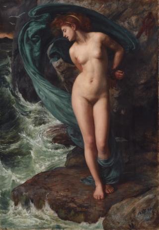 Andromeda, by Edward John Poynter